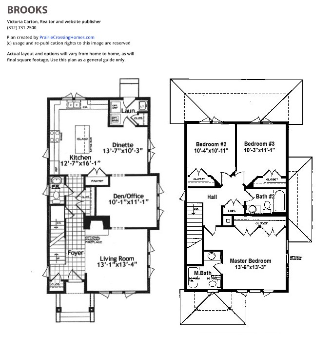 Brooks Plan