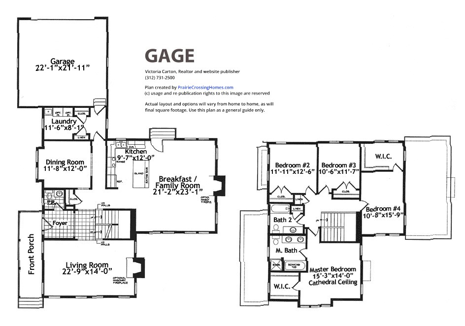Gage Plan