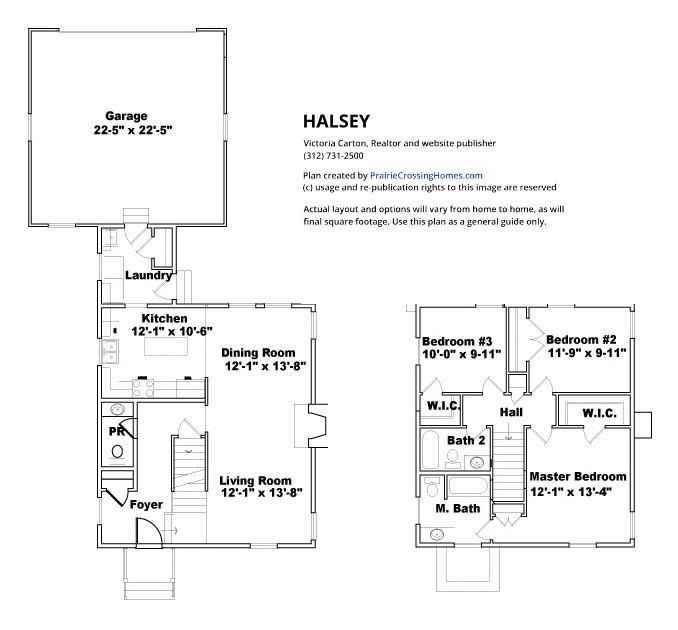 Halsey Plan